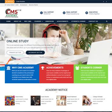 CMS Academy